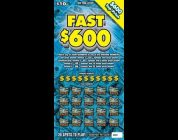 $10 -FAST $600 — NEW — BIG WIN! Lottery Bengal Scratching Scratch Off instant win tickets BIG WIN!!