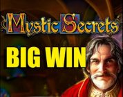 Online Casino 5 euro bet HUGE WIN — Mystic Secrets BIG WIN