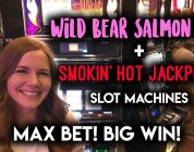 BIG WIN! Smoking HOT Jackpots! Slot Machine! $9/SPIN!