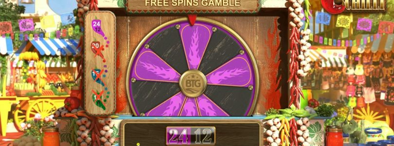 Extra Chilli Slot Big Win BTG Max Stake £2000 Buy a Bonus 24 Spins
