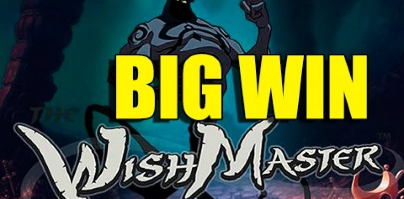 Online slots HUGE WIN 3.6 euro bet — Wishmaster BIG WIN