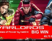 Big Win Video. Warlords Crystals of Power Netent Online Slot