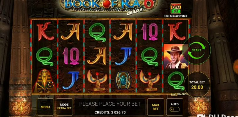 BOOK OF RA 6 BIG WIN !!!!!!! DEVIL SLOTS