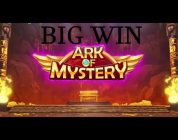 Ark Of Mystery BIG WIN — NEW SLOT — Casino Win from LIVE Stream