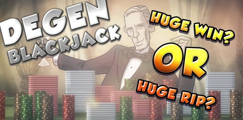 BIG WIN!? Blackjack Session — Casino — Table games — Online Blackjack — High limit