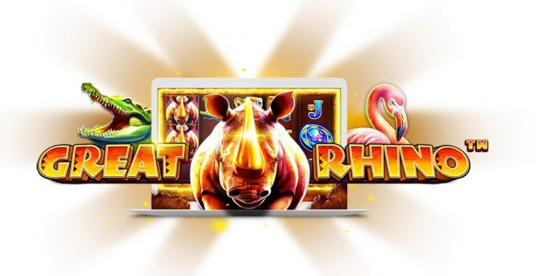 MAJOR JACKPOT on Great Rhino BIG WIN!! Casino Games from our LIVE stream