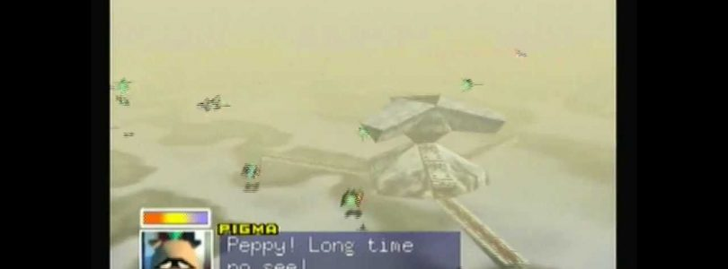 Star Fox 64: Fortuna (Fichina) Stage: Easy Path to Sector X