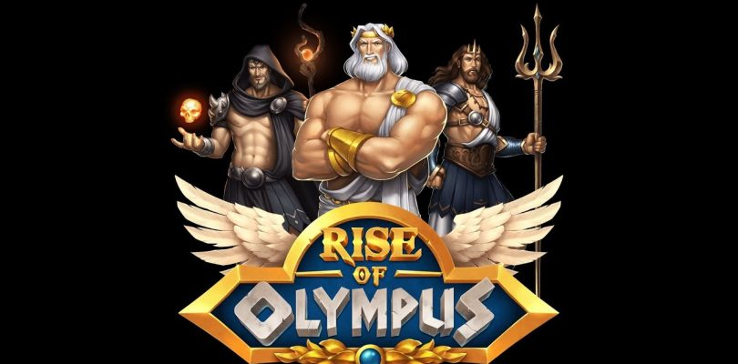 Rise of Olympus Big win — Casino — Huge win (Online slots)