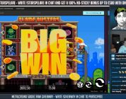 Flame Busters BIG WIN — Online slots — Huge win — CASINO