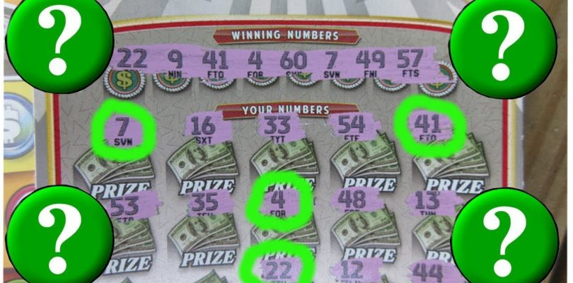 IT HAPPENED AGAIN!?- BIG WIN!?- Scratch-Off Lottery Ticket Hits Again..