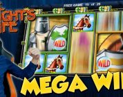 BIG WIN!!! Knights Life Big win — Casino Games — free spins (Online Casino)