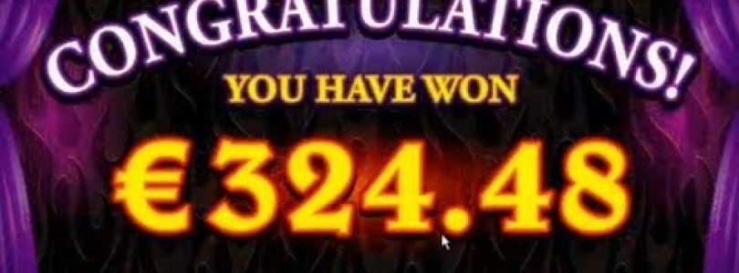 Big Win Red on Hot Devil | Show you how to big win!