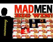 MAD MEN™ Slot — BIG WIN! — *MAX BET* — REAL CASINO PLAY! — Slot Machine Bonus