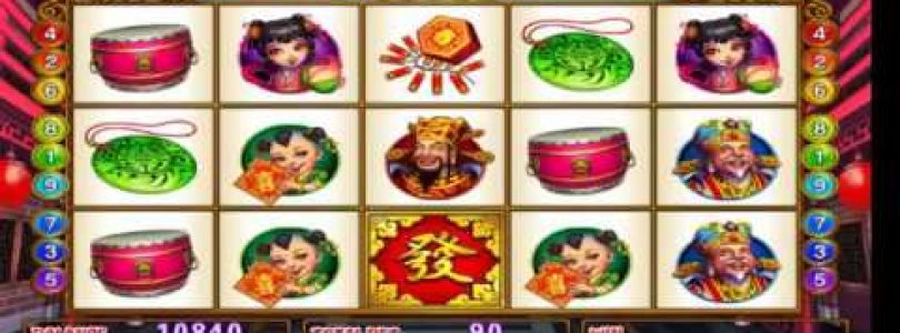 Cai Shen Dao  BIG WIN Online Slot Game SCR888 Online Casino Malaysia regal33.com