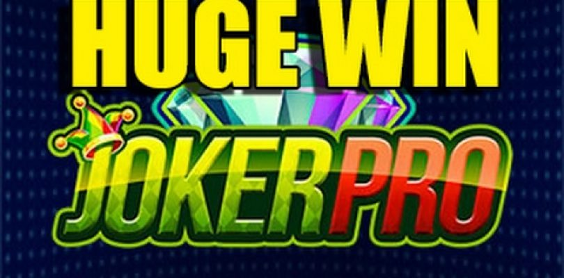 Online slots 2 euro bet — Joker Pro BIG WIN — HUGE WIN JACKPOT with epic reactions