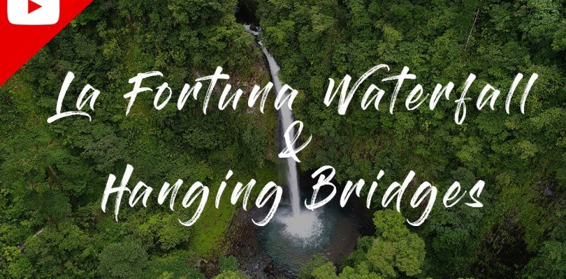 Arenal Hanging Bridges and La Fortuna Waterfall Tour