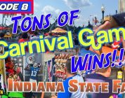 Episode 8: «Tons of Carnival Game Wins!!!» — Big Wins! Arcade Show