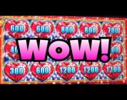 HUGE WIN STREAK! LOCK IT LINK Slot Machine — Coushatta Casino, Kinder, Louisiana