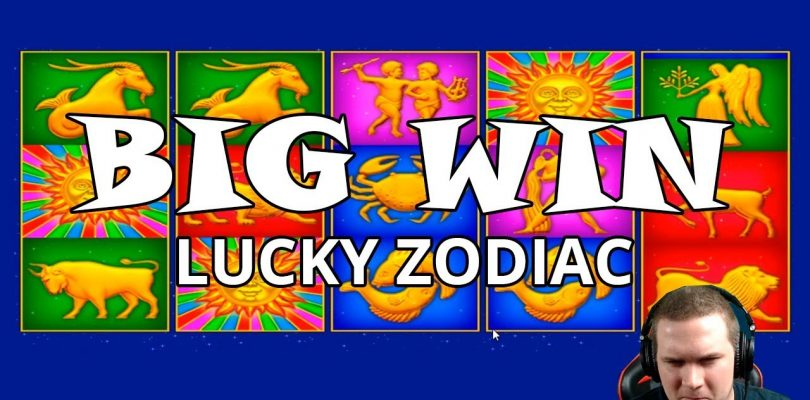 BIG WIN ON LUCKY ZODIAC