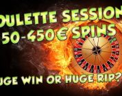 BIG WIN!? Roulette Session — Casino — Table games — Online Roulette