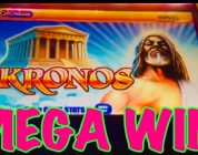 Kronos Slot MEGA BIG WIN!!! + 35 SPINS!⚡️⚡️⚡️