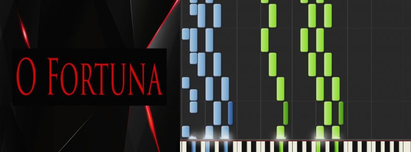 O Fortuna — Carmina Burana (Piano Solo Transcription) | Synthesia