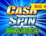 Cash Spin Deluxe Slot — $4.50 | $9 | $11.25 Bets — BIG WIN, ALL FEATURES!