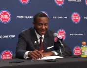 Pistons' Dwane Casey talks big win, huge game for Blake Griffin