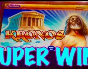 Kronos SUPER BIG WIN BONUS!!! HOT SLOT! ⚡️⚡️⚡️