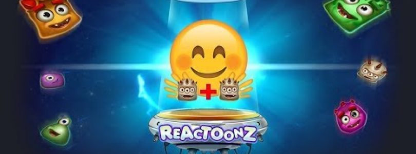 Reactoonz Two Wild Symbols And Ultra Big Win Is Your / Best Slot And Nice Win
