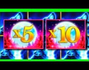 I LANDED THE 50X! HUGE WIN! Timber Wolf Slot Machine Gives Up A Glorious Win To SDGuy1234
