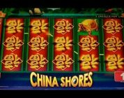 Big Win China Shores Slot Machine Online Casino  bonus jackpot