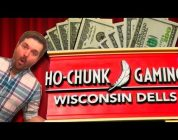 SDGuy Visits The Wisconsin Dells Casino For Some Fun Slotting! Big Wins! High Limit!