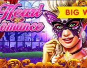 AWESOME! Heart Of Romance Slot — BIG WIN BONUS!