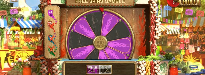 Extra Chilli Big Win Bonus When 12 Spins are better than 24 BTG