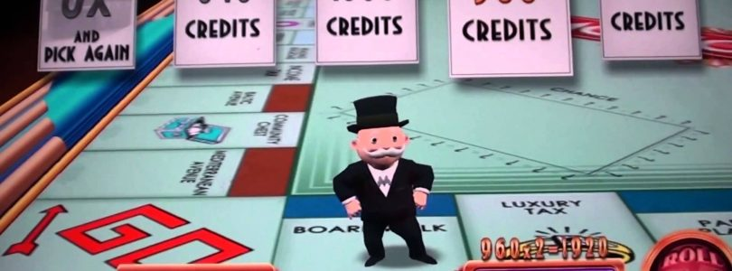 Epic Monopoly — Around the Board BIG WIN