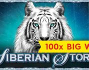 Siberian Storm Slot — $10 Bet — AWESOME BONUS!