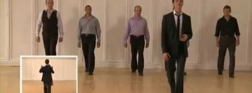 Learn to dance WALTZ — Men's Ballroom steps with Brian Fortuna 2 of 3