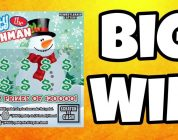 BIG WIN! $2 Christmas Ticket (Win All) Symbol! & More!