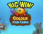 BIG WIN on Golden Fish Tank Slot — £1.75 Bet