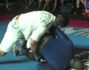 Former NFL Player and New York Giant, Jarrod Bunch vs. Marcel Fortuna at Grapplers Quest 2010