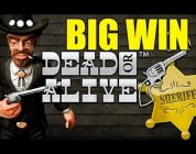 Online casino 3.6 euro BIG WIN — Dead or Alive HUGE WIN