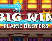 BIG WIN ON FLAME BUSTERS