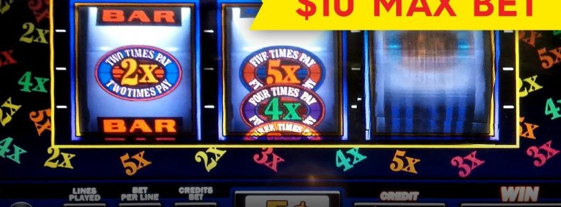 Hot Roll Super Times Pay Slot — BIG WIN, SHORT & SWEET!