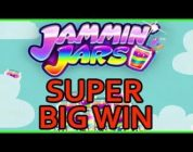 Jammin' Jars slot — SUPER BIG WIN WITH 0.60€ BET !!