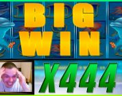 Х444 — Slot Blue Dolphin. Big Win. Online Casino.