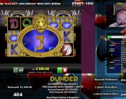 Nice Win From Magic Mirror Deluxe 2 Slot!
