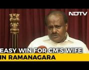 HD Kumaraswamy Spoke With NDTV After JDS-Congress' Big Win In Karnataka Bypolls