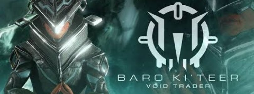 Fortuna Waiting Room — Baro Breakdown PC/Console 11/2/18