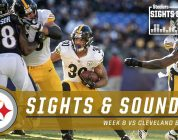 Sights & Sounds from Big Win in Baltimore | Pittsburgh Steelers